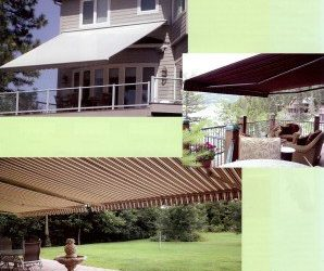 Retractable Awnings Mid Michigan Upholstery